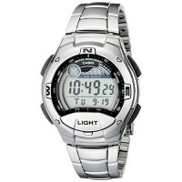 harga [macyskorea] Casio Mens W753D-1AV Moon Phase Tide Graph Sport Watch/10073240 elevenia.co.id