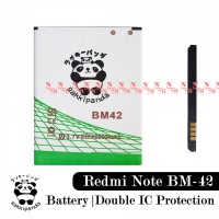 Baterai Xiaomi Redmi Note BM42 Double IC Protection