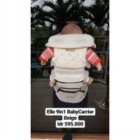 Elle 9in1 Baby Carrier Beige