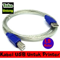 Kabel Printer USB 1,5 Meter