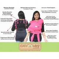 CUDDLE ME Easy Wrap Cuddleme Baby Wrap Gendongan Bayi