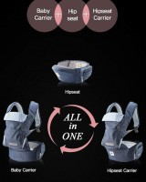 POGNAE NO.5 PLUS BEYOND ALL IN ONE HIPSEAT CARRIER - De