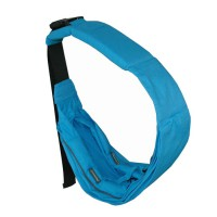 Mini Monkey Sling Unlimited - turquoise, Putih