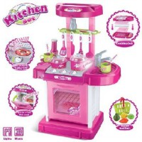 Kitchen Set Koper Mainan Anak Masak