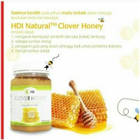 Clover Honey HDI 500gr
