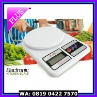 (Diskon) Timbangan Dapur Digital / Electronik Kitchen Scale