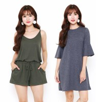 Branded Women Fit & Flare Dress