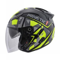 Helm KYT Galaxy Slide 4 Kuning
