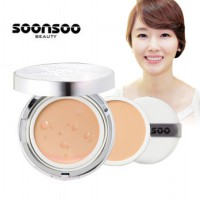 [Made in Korea] Soonsoo Celebrity Foundation 1pc + 1 Refill