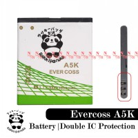 Baterai Cross Evercoss A5K Double IC Protection