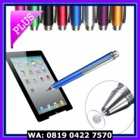 (Dijamin) Fine Point Round Thin Tip Capacitive Stylus Pen