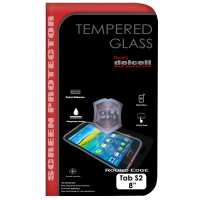 Delcell Samsung Galaxy Tab S2 8 Inch Tempered Glass Screen Protector