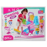 Cleaning Car set - Sapu sapuan - Little Helper no.666-86