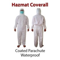 Coverall Coated Parachute Waterproof