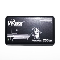 Notebox SSD W-Stor 256 GB Black
