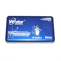 Notebox SSD W-Stor 64 GB Blue
