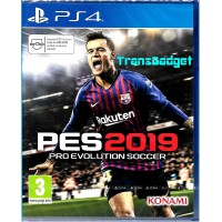 Sony PS4 PES 2019 - Pro Evolution Soccer