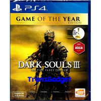[Sony PS4] Dark Souls III The Fire Fades Edition - Game Of The Year Edition