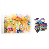 Water Beads Multi Color - 12 Pack