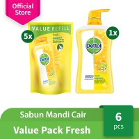 Dettol Value Pack Fresh
