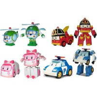 Figur ROBOCAR POLI Transforms
