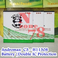 Baterai Andromax C3 Haier Double Ic Protection
