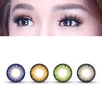 [Luxury Softlens] Omega V3 Softlens warna