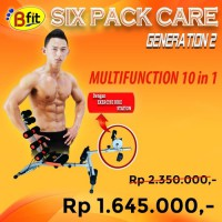 BFIT Six Pack Care 2 10in1 Multi Function