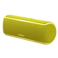 Sony Extra Bass Portable Bluetooth Speaker SRS - XB21 - Yellow