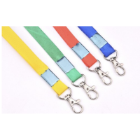 Combo Gantungan ID Card Tali Badge ID Nylon Hook Lebar 1,5-cm