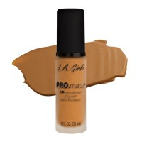 LA Girl Matte Foundation Golden Bronze