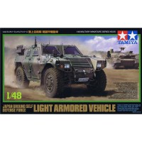 Tamiya 32590 1-48 JGSDF Light Armored Vehicle Military Assembly AFV