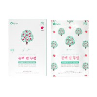 EPONA JEJU CAMELLIA WHITENING AND ANTI-WRINKLE FACE MASK 1 SHEET