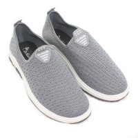 Dr.Kevin Woman Slip On Shoes 43238-Grey