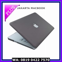 (Dijamin) Case Macbook Air 13' Grey Matte