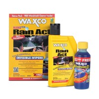Waxco RAIN ACT 250 ml [FREE PEMBERSIH WINDSHIELD]