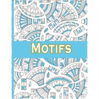 My Craft ST 7786 Motifs Colouring Books