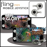Joystick Mobile Gamepad Fling Mini Joystick Gaming Mobile Legend