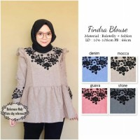 Findra Blouse