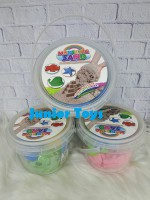 Mainan Edukasi Pasir-pasiran Magic Play Sand 250 gram