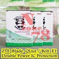 Baterai ZTE HP Bolt E1 Bolt ZTE Blade Qlux Double IC Protection