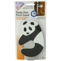 Mommy\'s Helper Panda Door Pinch Guard