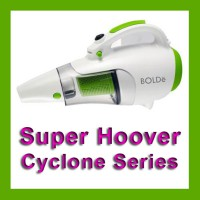 SUPER HOOVER CYCLONE