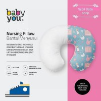 BANTAL MENYUSUI BABYOU / NURSING PILLOW BABYOU
