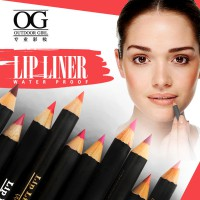 [3pcs] OG - Lip Liner - 10 Warna Pilihan