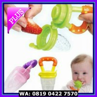 (Sale) Pacifier Food Feeder Fruit Empeng Buah