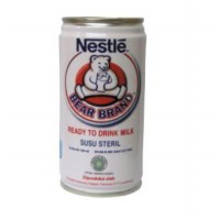 Bear Brand Susu Encer Steril Klg 189ml