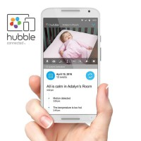 Motorola MBP855 Connect Video Baby Monitor Wi Fi Remote