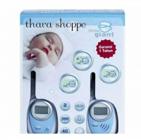 Little Giant Baby Monitor