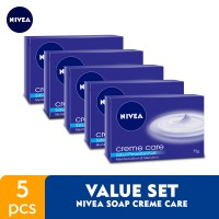 NIVEA Soap Creme Care - Value Set